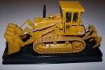 Old Car Fiat Allis FL 20 Track Loader