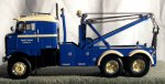 1953 KENWORTH BULL NOSE TOW TRUCK