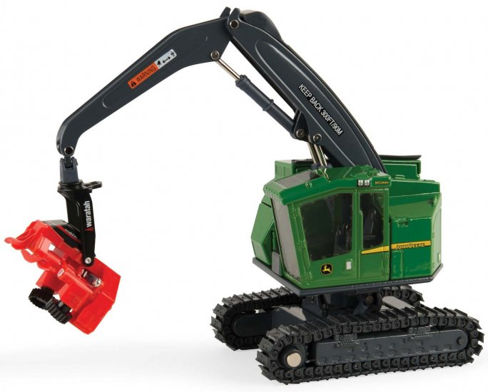 John Deere 859MH tracked harvester 1:50th - Click Image to Close
