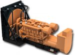 Norscot Cat 3516 diesel Generator Set On Skid