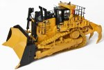 Caterpillar D10t2 with U-blade and multi shank ripper 1/24
