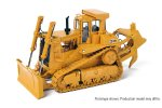 Caterpillar D9LTractor w/ Push Blade and single shank ripper