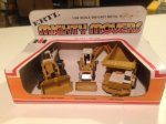 Ertl International construction set mighty movers 1/64