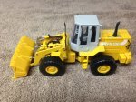 Fiat Allis 130 wheel loader