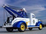 1937 Chevrolet Super Service Tow Truck