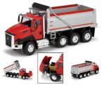 Caterpillar CT660 Dump Truck Red Cab