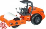 Hamm 3412 Roller with ROPS & Smooth Drum